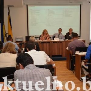 Održana tridesetšesta redovna sjednica Gradskog vijeća Grada Tuzle