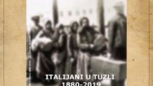 Najava promocije knjige 'Italijani u Tuzli 1880 – 2019'