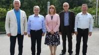 Ministar Bukvarević i potpredsjednica Mahmutbegović razgovarali sa bugojanskim komandantima