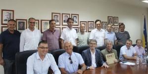 Potpisan ugovor o dodjeli finansijskih sredstava Gradu Tuzli i gradovima i općinama TK – Video