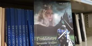 "Najava promocije knjige""Prokletstvo bosanske kraljice Katarine"""