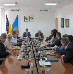Premijer FBiH prezentovao prioritetne tačke saradnje sa Vladom TK
