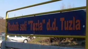 "Revizija poslovanja Rudnika soli ""Tuzla"" od strane Vlade TK"
