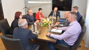 Ambasador Republike Turske posjetio Tuzlanski kanton
