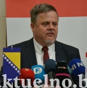 Edin Delić: Socijaldemokrati BiH neće biti tek još jedna među više od stotinu političkih stranaka u BiH