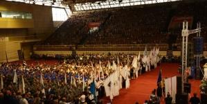 Defileom zastava slobode uz prigodan program obilježena 27. godišnjica od formiranja 2. korpusa ARBiH