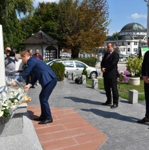 Delegacija Vlade na obilježavanju Dana Općine Banovići
