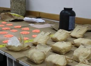 MUP TK: Vrijednost zaplijenjene droge oko 600 hiljada maraka