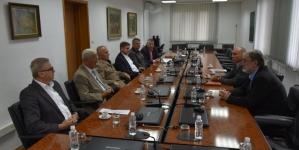 Premijer Tulumović upriličio prijem za generala Hazima Šadića i predstavnike boračkih organizacija i saveza