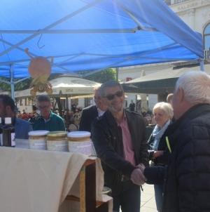 """Gradonačelnik Tuzle svečano otvorio 14. Međunarodni sajam pčelarstva """"Medena Tuzla 2019"""""""