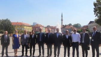 Gradonačelnik Tuzle se susreo sa delegacijom Općine Tuzla iz Istanbula