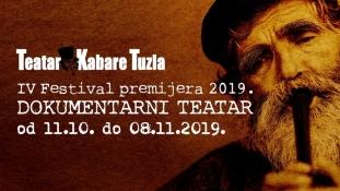 Otvaranje IV Festivala premijera 2019. na sceni Teatra kabare Tuzla
