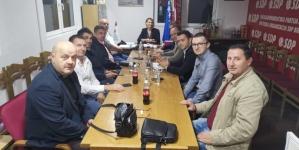 Članovi i vijećnici SUND BiH pristupili Socijaldemokratskoj partiji BiH