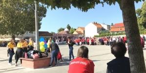 Na Trgu slobode u Tuzli obilježen međunarodni dan starijih osoba