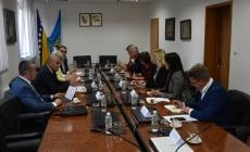 Migranti u fokusu delegacije Parlamentarne skupštine BiH