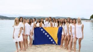 Vrtlog zabave za finalistice izbora Miss BiH za Miss Svijeta