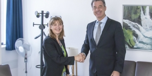 Glavni tužilac Brammertz sastao se sa ambasadoricom Kavalec, šefom Misije OSCE-a u BiH