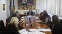 Gradonačelink Tuzle upriličio prijem za Delegaciju zastupnika Parlamentarne skupštine BiH