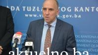Vlada TK nije učestvovala u donošenju odluke o smještaju migranata na Ljubačama