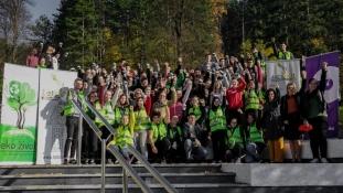 Tuzlanski omladinci obogatili pluća grada sa 100 novih sadnica