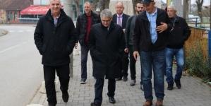 Ministar Bukvarević posjetio branioce koji žive u Prijedoru