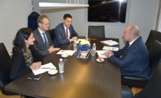 Nizozemski ambasador u posjeti Tuzlanskom kantonu
