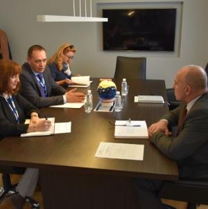 OSCE čestitao Vladi TK na rezultatima ostvarenim u prvih 100 dana rada