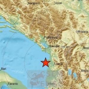 Novi snažni zemljotres pogodio Albaniju, potreslo tlo i u BiH