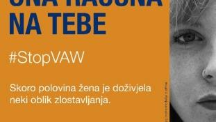 'Prekinimo šutnju': Kampanja OSCE-a povodom 16 dana aktivizma protiv rodno zasnovanog nasilja