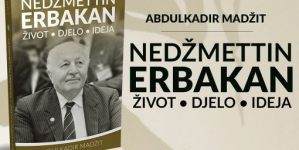 "Promocija knjige ""Nedžmettin Erbakan: život, djelo, ideja"""