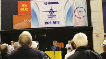"""Obilježeno 40 godina Omladinske radne akcije """"Aerodrom Tuzla 1979"""""""