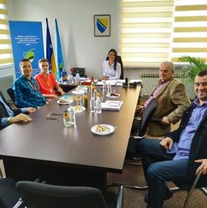 Ministrica Brašnjić upriličila prijem najboljih učenika-inovatora u regionu