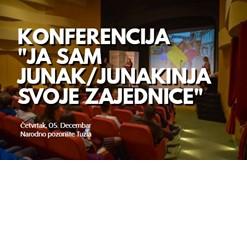 """6. Konferencija """"Ja sam junak/junakinja svoje zajednice"""""""