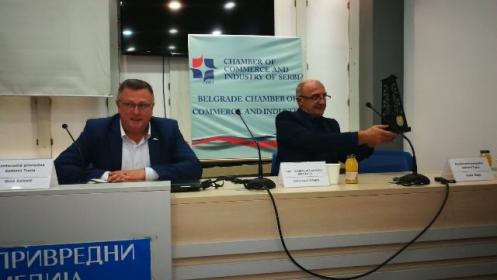 Privrednici TK na B2B susretima u Beogradu