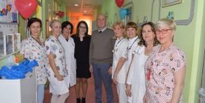 Obilježena treća godišnjica Odjeljenja za hematologiju i onkologiju na Klinici za dječije bolesti
