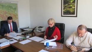 Potpisani ugovori o realizaciji tri projekta sa Gradom Tuzla