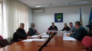 Komisija za borbu protiv korupcije Skupštine TK održala  prvu sjednicu