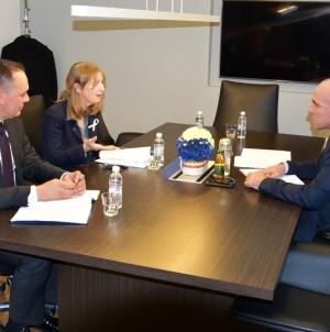 Vlada TK: Prijem za šeficu misije OSCE-a u BiH Kathleen Kavalec