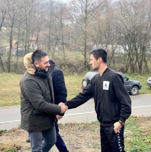 Fahrudin Muminović uselio u novi dom