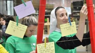 Mladi iz pokreta #VrijedniPažnje proveli dan sa osobama iz ranjivih kategorija društva