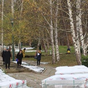 U toku radovi na sanaciji kompleksa Slana banja