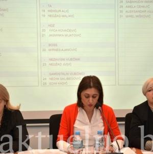 Predsjedavajuća GV Tuzla: Ispunjeniuslovi za usvajanje rebalansa Budžeta