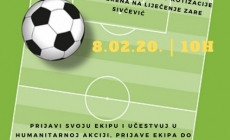 """Prijavi se na Memorijalni malonogometni turnir """"Nermin Akeljić"""", budi human"""