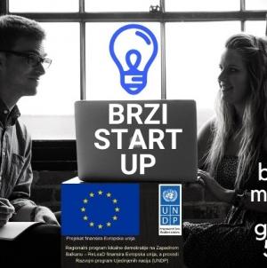 """""""BRZI START-UP"""" za mlade Tuzle"""