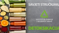 Detoksikacija organizma – ne samo nakon praznika nego svaki dan!