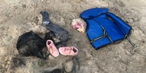Turska: More izbacilo odjeću i obuću mališana iz Sirije