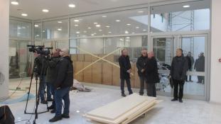 Delegacija Vlade TK obišla novoizgrađeni Općinski sud Tuzla