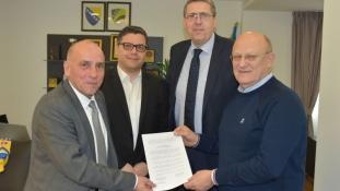 Tuzlanski kanton generalni pokrovitelj košarkaške utakmice  Bosna i Hercegovina – Grčka