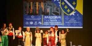 MIZ Tuzla: Upriličena Akademija povodom 1. marta – Put Bosne u nezavisnost