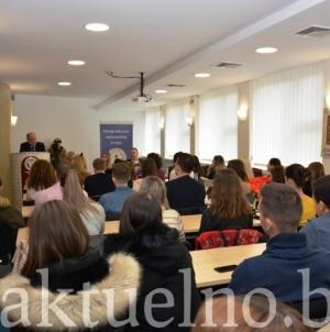 Obilježen Dan nezavisnosti Bosne i Hercegovine na Pravnom fakultetu u Tuzli VIDEO